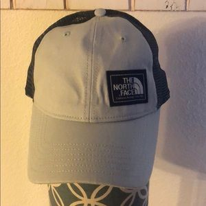 Worn a couple times North Face Trucker Hat